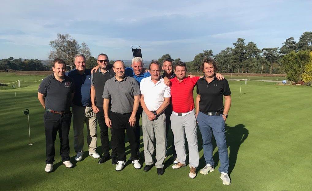 Autumn Meeting at Hindhead Golf Club